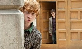 harry potter deathly hallows rupert grint daniel radcliffe 280x170 9 Hi Res Photos from Deathly Hallows Part 1