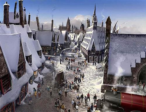harry potter theme park Secrets of Harry Potter Theme Park Unveiled