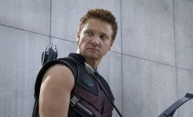 hawkeye avengers1 280x170 The Avengers: Chris Hemsworth Interview and New Photo Gallery