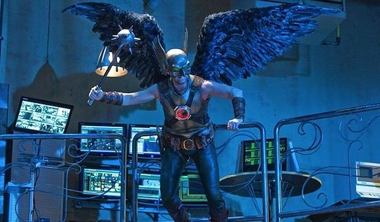hawkman film smallville absolute justice Hawkman Movie Will Be Like Indiana Jones, Da Vinci Code, & Ghost