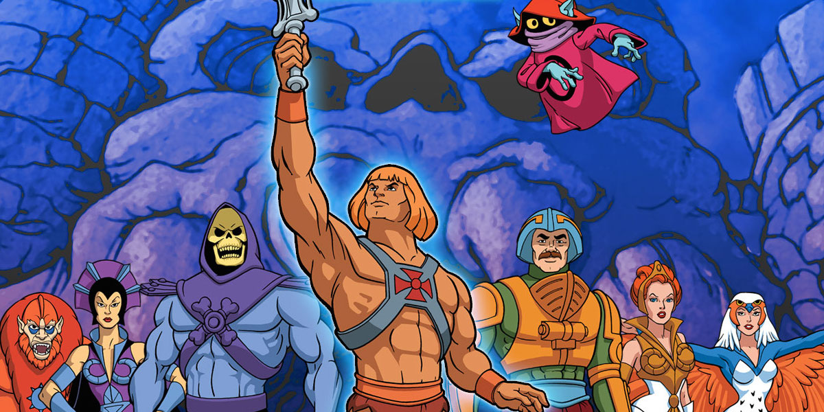 he man masters of the universe Thor 2 & 3 Scribe Rewriting Masters of the Universe Script