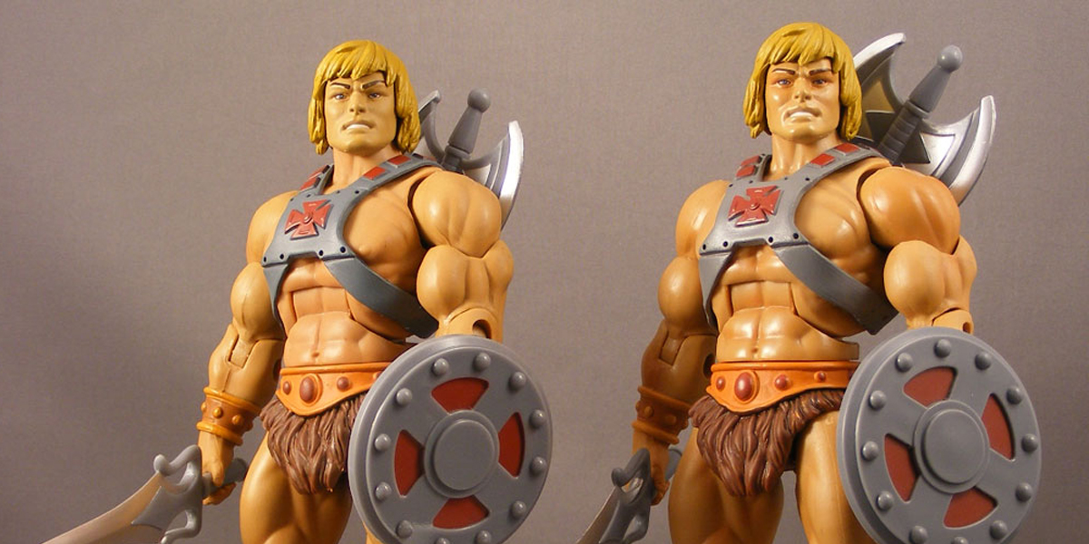 He Man Toys : The masters of universe things you didn t know