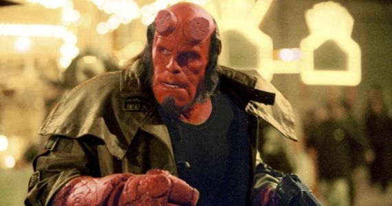 hellboy 3 perlman del toro [UPDATED] Creator Says There Are No Current Plans for Hellboy 3
