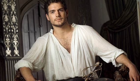 henry cavill superman the tudors The Story Behind Henry Cavills Superman Casting