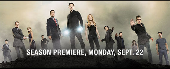 heroes season 3 premiere Review: Heroes Season 3 Premiere