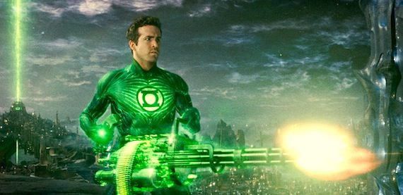 hi res image roundup for green lantern starring ryan reynolds Green Lantern 2 Will Be Edgy & Dark; The Flash Script is Solid