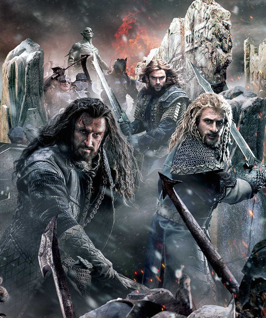 'The Hobbit: The Battle of the Five Armies' Banner Teases ...