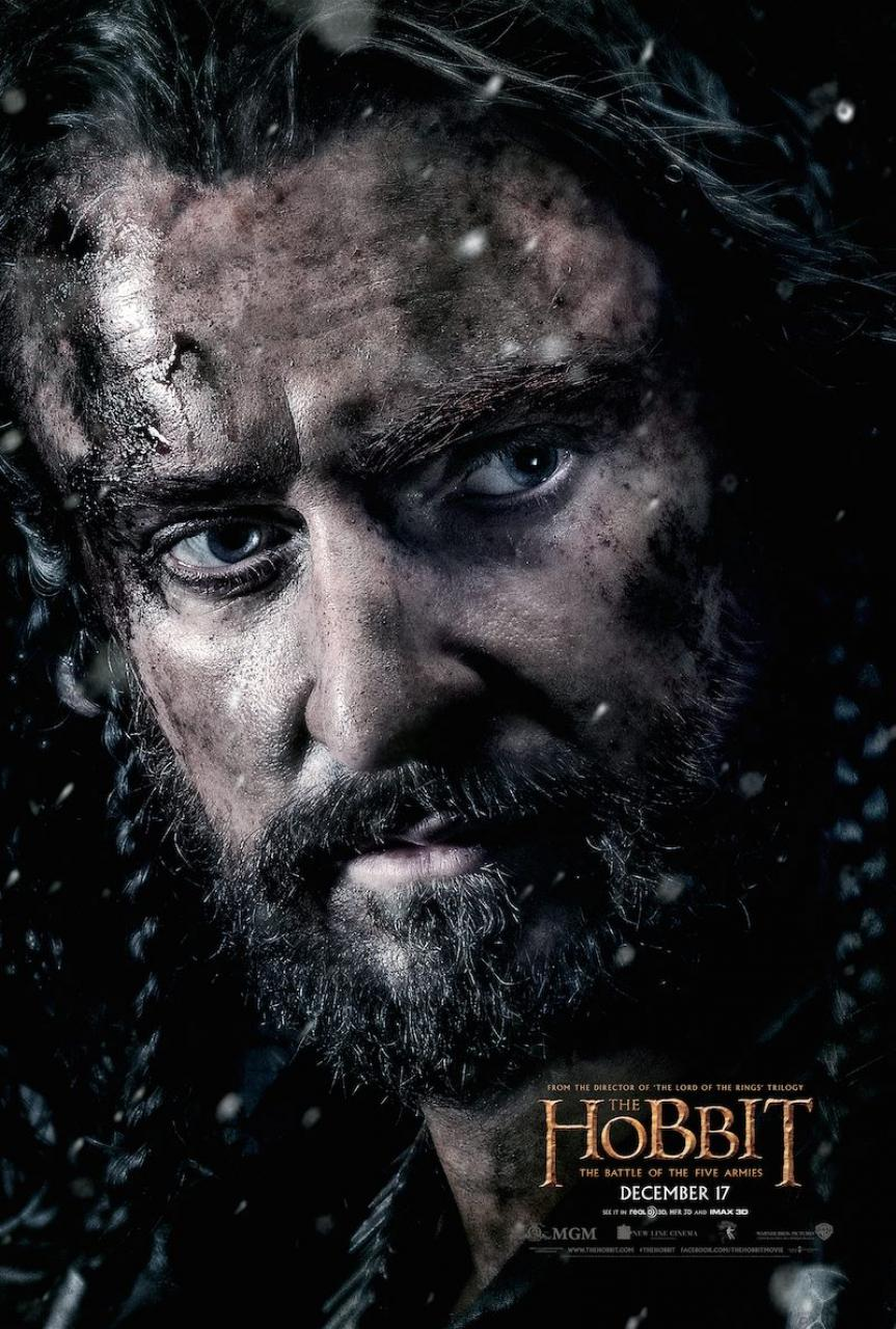 'The Hobbit: The Battle of the Five Armies' Character ...