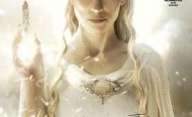 hobbit cover galadriel 280x170 The Hobbit: An Unexpected Journey: New TV Spot, Magazine Covers & Running Time Revealed