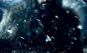 hobbit cover thorin 280x170 The Hobbit: An Unexpected Journey: New TV Spot, Magazine Covers & Running Time Revealed