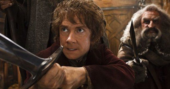 hobbit desolation smaug bilbo baggins The Hobbit: The Desolation of Smaug Early Reviews: A Thrilling Adventure for Tolkien Fans
