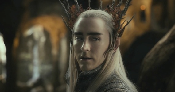 hobbit desolation smaug king thranduil Orlando Bloom Talks the Return of Legolas in The Hobbit: The Desolation of Smaug