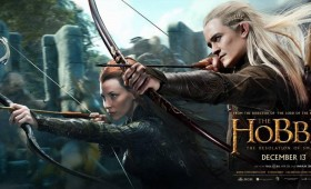 hobbit desolation smaug legolas tauriel banner 280x170 New Trailer for The Hobbit: The Desolation of Smaug