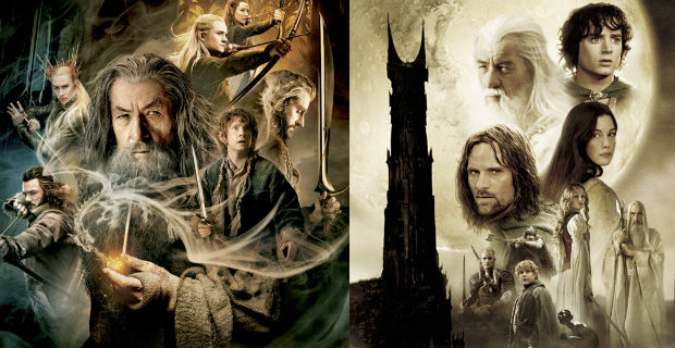 hobbit desolation smaug lord rings two towers The Hobbit: The Desolation of Smaug vs. The Two Towers