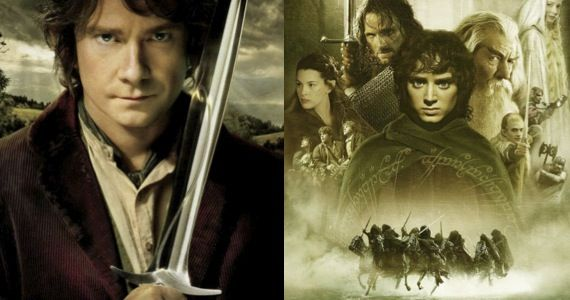 hobbit unexpected journey fellowship ring The Hobbit: An Unexpected Journey vs. Fellowship of the Ring