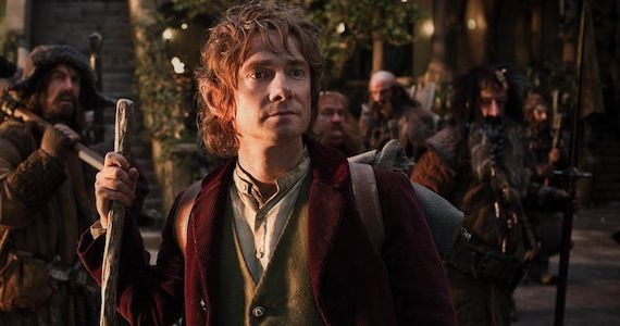 hobbit1 Hobbit Extended Edition & Dark Knight Box Set Hitting Stores in 2013