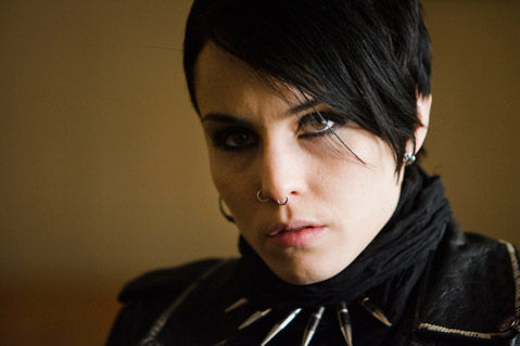 hollywood wants Noomi Rapace1 Tattooed Noomi Rapace Cast as Female Lead in Sherlock Holmes 2