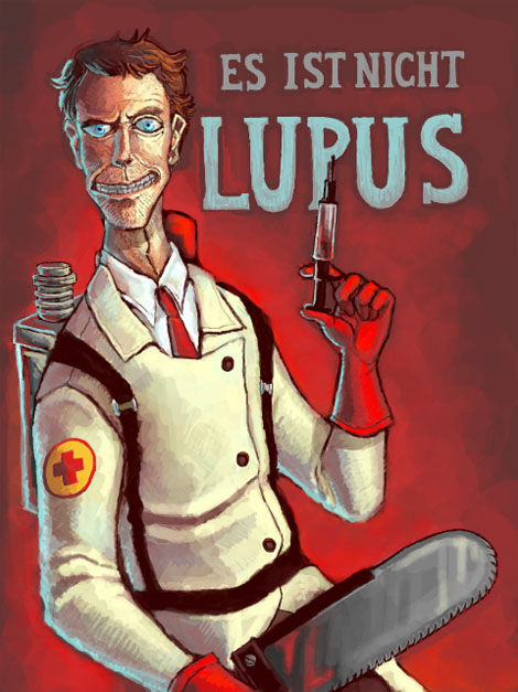 House Fan Art - Lupis