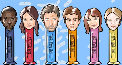 House Fan Art - PEZ