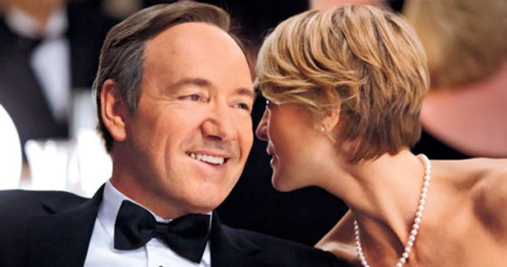 house of cards spacey wright Netflixs House of Cards Gets a Premiere Date & Poster