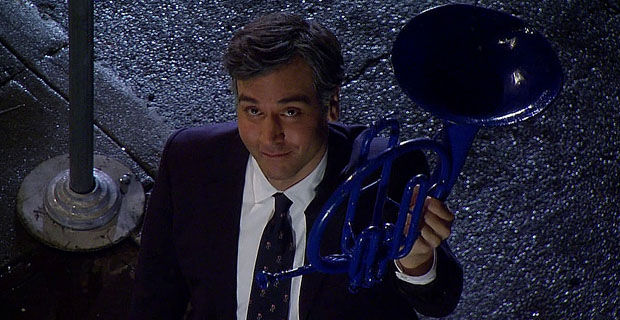 How I Met Your Mother Series Finale - Old Ted