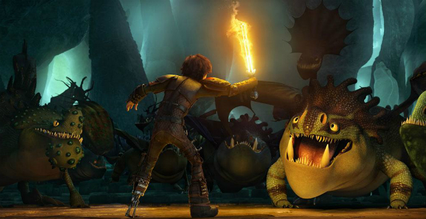 how to train your dragon 2 preview How to Train Your Dragon 2 Featurette: The New Status Quo in Berk
