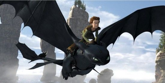 how to train your dragon 3d The Top 10 Movie Moments of 2010
