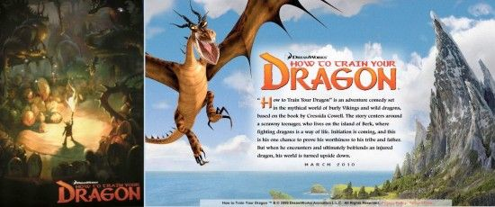 how to train your dragon Dreamworks Animation: 2009 2012 Lineup