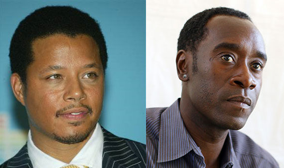 Terrence Howard replaced by Don Cheadle in Iron Man 2