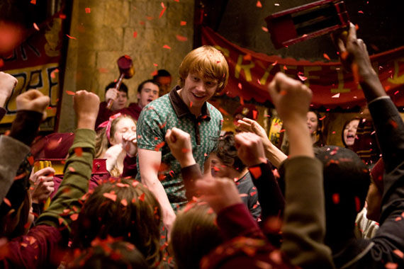 Image from Harry Potter and the Half-Blood Prince