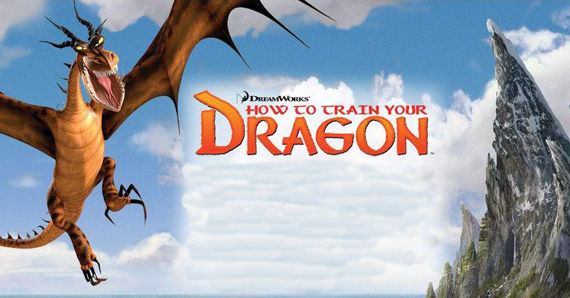 httyd header Official Trailer for How to Train Your Dragon
