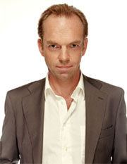 hugo weaving as red skull in captain america Hugo Weaving To Play Red Skull in Captain America
