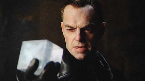 hugo weaving red skull holding cosmic cube Marvels Avengers Movie Universe: Was it Worth It?