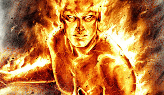 human torch kevin pennington Exclusive: Kevin Pennington on Marvel Casting Rumors