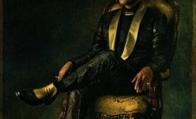 hunger games catching fire caesar 280x170 Hunger Games: Catching Fire Character Portraits Reveal New Costumes [Updated]