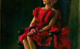 hunger games catching fire effie 280x170 Hunger Games: Catching Fire Character Portraits Reveal New Costumes [Updated]