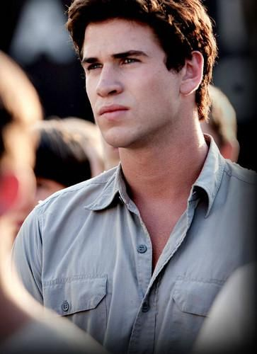 hunger games gale hawthorne image Liam Hemsworth as Gale Hawthorne in The Hunger Games