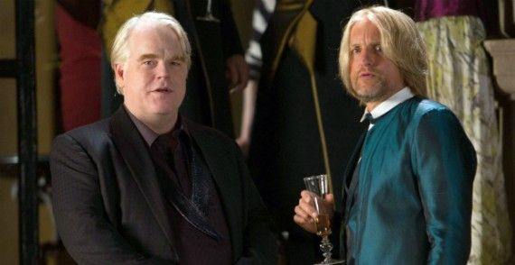 hunger games mockingjay part 2 philip seymour hoffman 570x294 Hunger Games: Mockingjay: Philip Seymour Hoffman Had One Unfinished Scene