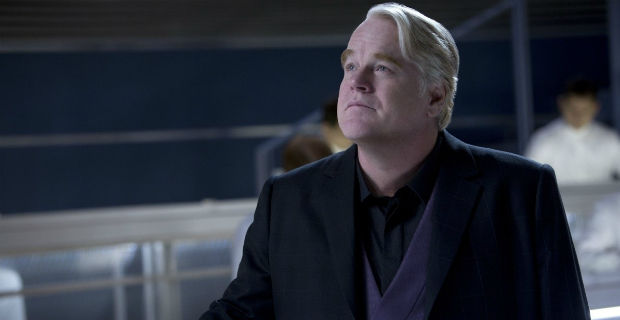 hunger games mockingjay philip seymour hoffman Hunger Games: Mockingjay: Philip Seymour Hoffman Had One Unfinished Scene