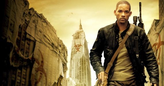 I Am Legend 2  with Will  I Am Legend 2