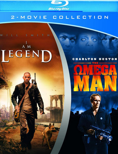 i am legend omega man blu ray cover DVD/Blu Ray Breakdown: December 6, 2011