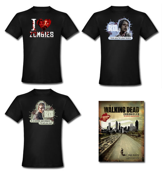 i heart the walking dead contest I Heart The Walking Dead Prize Pack!   Winners!