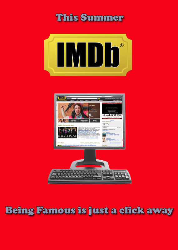 imdb poster Website Based Movies: Some (Not So) Absurd Suggestions
