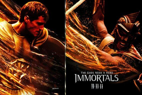 immortals movie image posters Interview: Henry Cavill, Tarsem Singh & The Team Behind Immortals