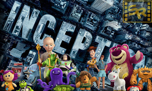 inception toy story 3 mash up SR Pick [Video]: Inception/Toy Story 3 Trailer Mash Up