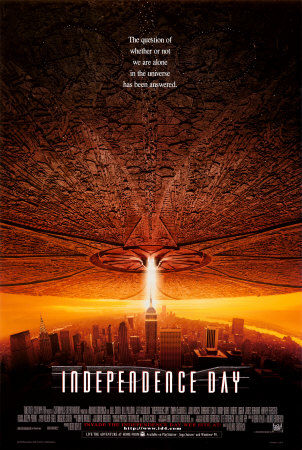 independence day poster For July 4th: Three Movies That Represent The American Spirit
