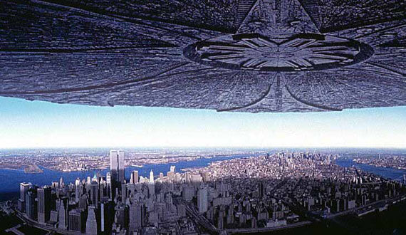 independence day ship NASA Announcement: In Which Alien Category Does It Belong?