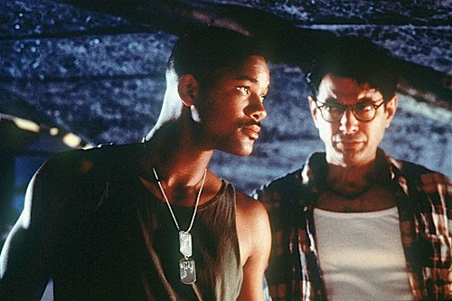independence day will smith jeff goldblum Will Smith in Talks for Independence Day 2; Sequel Not Arriving Until 2016?
