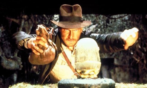 indiana jones saga 3d re release The Indiana Jones Saga Returning to Theaters in 3D