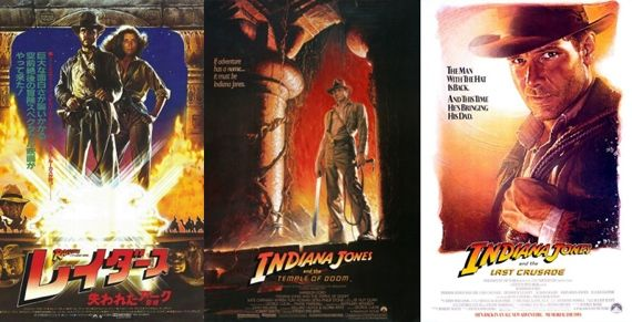 indiana jones trilogy The Indiana Jones Saga Returning to Theaters in 3D